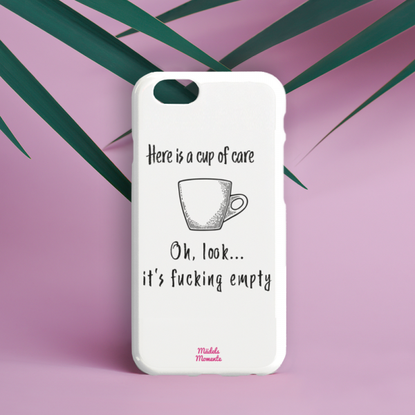 Cup of care - Handyhülle